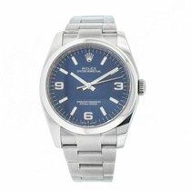 Rolex Oyster Perpetual 36 Steel 36mm Blue Arabic numerals United States of America, Florida, Sarasota