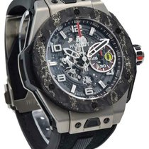 Hublot Big Bang Ferrari Titanium 45mm Grey United States of America, Indiana, Carmel