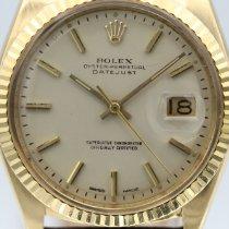 Rolex Žluté zlato 36mm Automatika 1601 použité