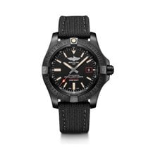 Breitling Avenger Blackbird 44 Titanium Black United States of America, New York, New York