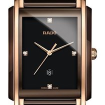 Rado Integral Steel 41mm Black