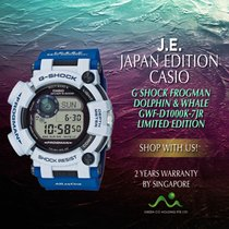 Casio G-Shock GWF-D1000K-7JR nov