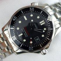 欧米茄 Seamaster Diver 300 M 钢 36mm 黑色 无数字