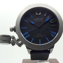 U-Boat U-1001 Titanium 55mm Black