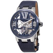Ulysse Nardin Executive Skeleton Tourbillon 1713-139/43 2019 neu