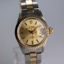 Tudor Prince Oysterdate new 1983 Automatic Watch with original box 7637 / 3