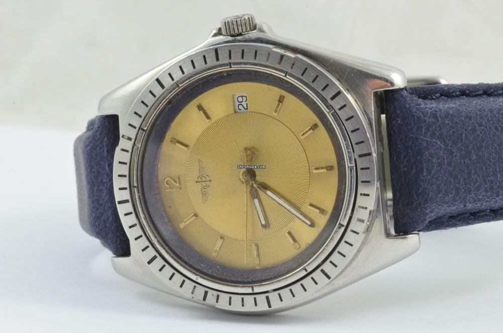 Breitling Antares Automatik Herren Uhr 81970 Uhrwerk Defekt Rar Vintage