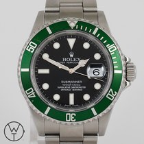 Rolex Submariner Date 16610 LV 2006 gebraucht