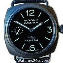 Panerai Radiomir Black Seal PAM 292 nov