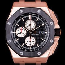 Audemars Piguet Royal Oak Offshore Chronograph 26401RO.OO.A002CA.01 Very good Rose gold 44mm Automatic
