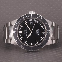 IWC Steel 42mm Automatic IW353602 pre-owned