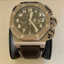 Audemars Piguet Royal Oak Offshore Chronograph 25863TI.OO.A001CU.01 Good Titanium 48mm Automatic