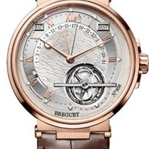 Breguet Marine 5887BR/12/9WV New Rose gold Automatic