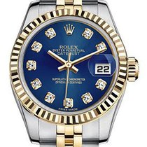 Rolex Steel 26mm Automatic Datejust pre-owned