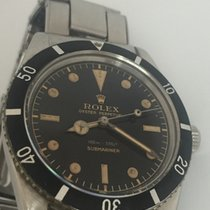 Rolex 6536-1 Stahl Submariner (No Date)