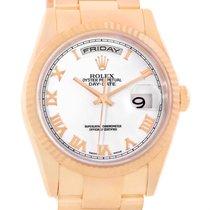 Rolex President Day-date 18k Everose Gold Unisex Watch 118235