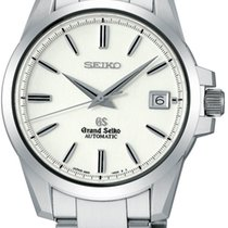 Seiko GRAND SEIKO 9S65 AUTOMATIC WHITE DIAL