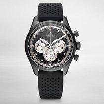 Zenith CHRONOMASTER  EL PRIMERO ceramicised aluminium black 42mm
