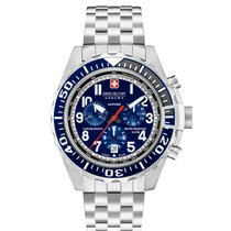 Swiss Military Touchdown Chrono 06­-5304.04.003 Herrenuhr