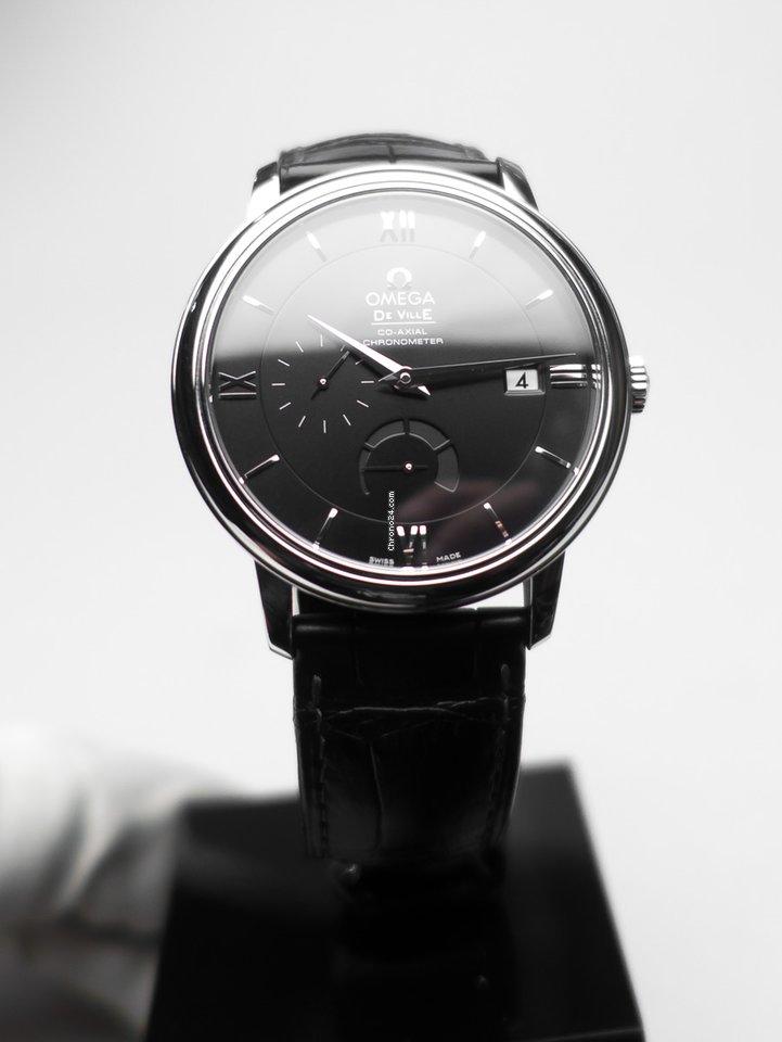 5156c7c7a28 Relógios Omega De Ville usados