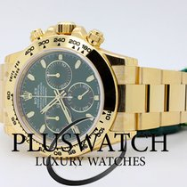 Rolex DAYTONA  COSMOGRAPH  116508 Green Dial 40mm Yellow Gold...