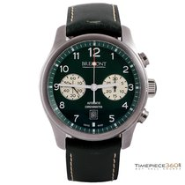 Bremont Classic 43mm Steel & Leather