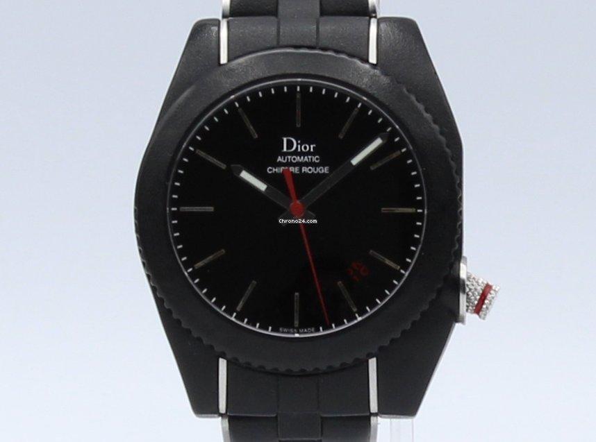 19fd0c6a822 Montres Dior Chiffre Rouge d occasion