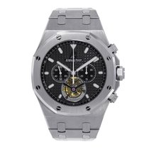 Audemars Piguet Royal Oak 44mm Tourbillon  Chronograph Watch