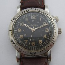 Movado WEEMS TYPE MILITAIRE A REMONTAGE MANUEL CAL 347