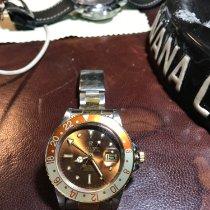 Rolex GMT-Master occasion 40mm Or/Acier
