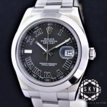 Rolex Datejust II Acero 41mm Negro