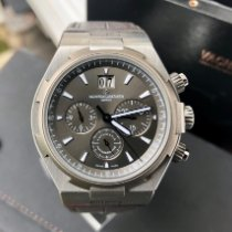 Vacheron Constantin Overseas Chronograph Steel 42mm Grey No numerals United States of America, New York, Brooklyn