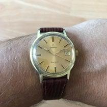 Omega Genève 1360099 Çok iyi Sarı altın 35mm Elle kurmalı Türkiye, Istanbul