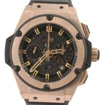 Hublot King Power Rose gold 48mm Black United States of America, New York, Lynbrook