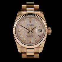 Rolex 179175 Oro rosa 2016 Lady-Datejust 26mm nuevo