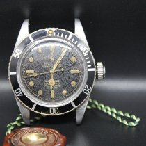 勞力士 6538 鋼 1958 Submariner (No Date) 二手