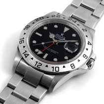 Rolex Explorer II Steel 40mm Black United States of America, California, Los Angeles