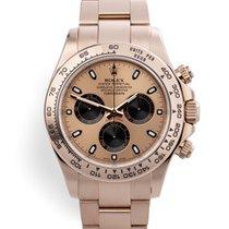 Rolex 116505 Ouro rosa 2013 Daytona 40mm usado
