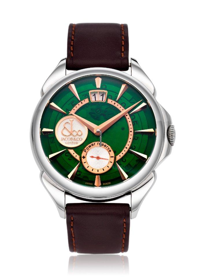 3dfebf08ea2c Pre-owned Jacob   Co. watches
