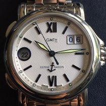 Ulysse Nardin San Marco Big Date Steel 37mm White