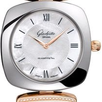 Glashütte Original Pavonina Gold/Steel 31mm Mother of pearl United States of America, New York, Airmont