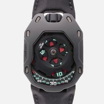 Urwerk Titanium 53mm Automatic TA CC new