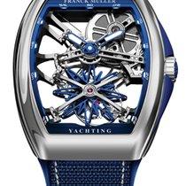Franck Muller Vanguard V 45 T GRAVITY CS YACHT SQT new