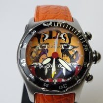昆仑 鋼 44mm 自動發條 CORUM BUBBLE (DATE) 二手 香港, Central