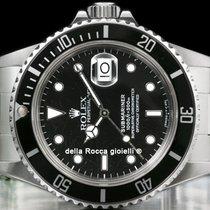 Rolex Submariner Date подержанные 40mm Чёрный