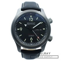 Bremont Steel 43mm Automatic U2/SS pre-owned