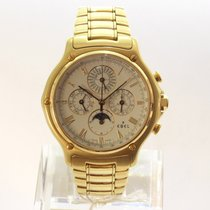 Ebel Yellow gold 42mm Automatic 8136901 pre-owned