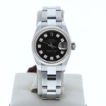 Rolex Lady-Datejust 26mm Чёрный