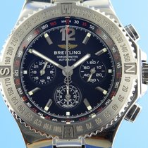 Breitling Hercules Steel 44mm Black