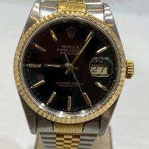 Rolex Datejust 16233 1990 tweedehands